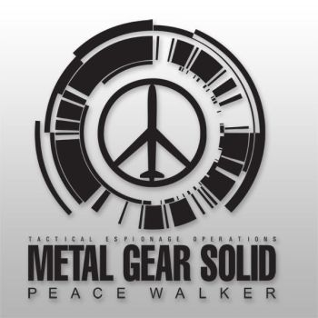 MGS: Peace Walker Logo by B4H