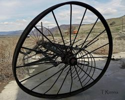 Columbia Siding ~ Broken Wheel  by TRunna