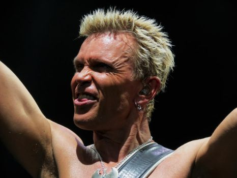 Billy Idol by top-hat-monster94