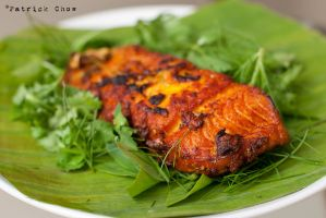 Grilled tumeric fish 1 by patchow