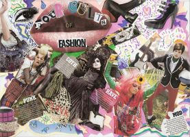 Four Cults of Fashion by hyperism