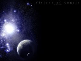 Visions of Angels by steve-o-mac