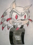 Lord Betrayus the Hedgehog by AncientEchidna