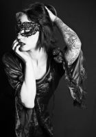 The Temptress by AmelieGraphie