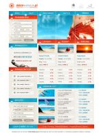 RE-DESIGN TRAVEL AGENCY by Shuma87