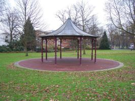 SOU Bandstand by wilterdrose-stock