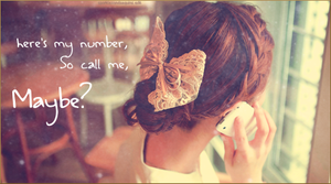 Call Me Maybe? by InkExchange