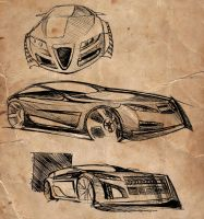 some cars by seymen1912