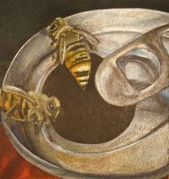 Bees in My Soda by erstucky