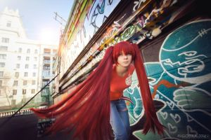 Ginger wind by SelenaAdorian