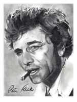 Columbo by severedflesh