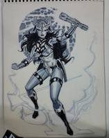 Barda NYCC 2014 by MichaelDooney