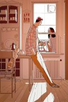 Morning story. by PascalCampion