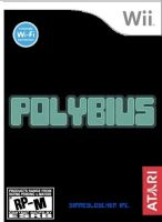 Polybius for Wii Cover Updated by kakor16