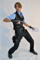 Leon S. Kennedy Resident Evil 6 by A2Glloriame