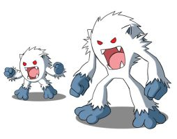 Kisquatch and Evolution by 070trigger