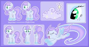Cloudy Surrealea Dreamscape:Ref Sheet OUTDATED by Cloudy-Dreamscape
