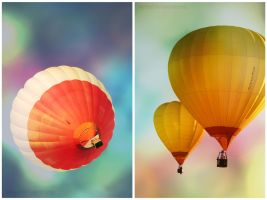Up, Up and Away by weoweoweo