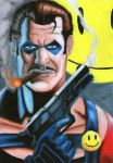 WATCHMEN: Comedian by Gvs-13
