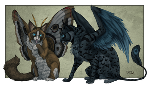 Family Portrait by DeyVarah