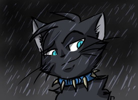Scourge doodle by StarryEvening
