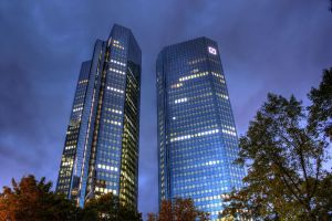 Deutsche Bank Building Frankfurt by a-l-e-x-x