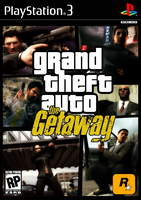 Grand Theft Auto: The Getaway by SlimTrashman