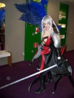 Sephiroth edited Version by Chaos-Sephi