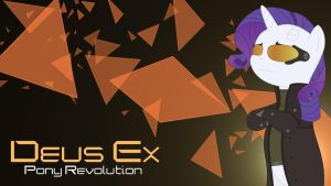 Deus Ex: Pony Revolution by Sefling