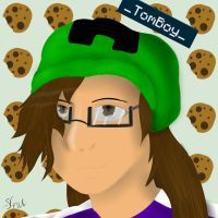 _TomBoy_ by Skratattack