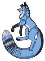 .:John The Wind Pup:. by Kiwitiger