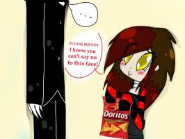 Buy me Doritos  please by KillingKate1