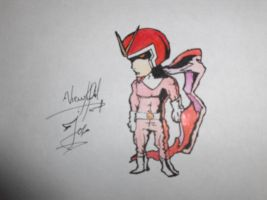 Viewtiful Joe by Soaddragonx1