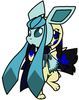 [RS] - Glaceon time! by InvaderYix