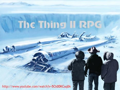 The Thing 2 RPG by ArteagaXXI