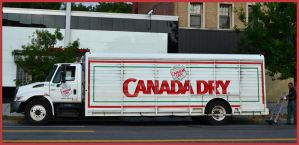 Canada Dry Delivery Van by Chlodulfa