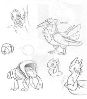 Fakemon 7 by nyausi