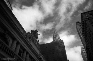 Grand Central Station II by evanjacobs