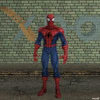 XNA Spiderman by X-N-A