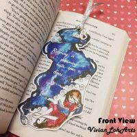 Galactic Dream Bookmarks by nilec88