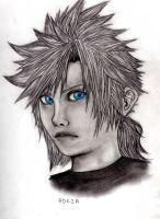 kid cloud strife x3 by adeza