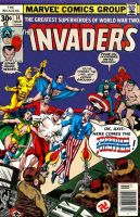 Invaders vs. The Freedom Fighters by Gwhitmore