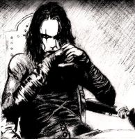 eric draven by Rob3r770