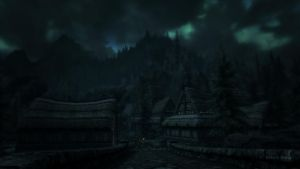 Morthal Aurora II by Solace-Grace