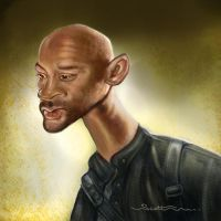 I Am Legend by jonesmac2006