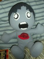 Zombie Plush by HeatherMason76