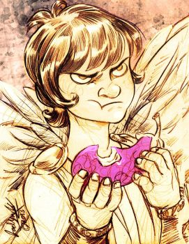 Kid Icarus by DrMistyTang