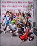 Star Ocean 4 Group Cosplay by Virchan