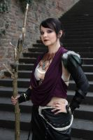 Dragon Age: Origins - Morrigan by straychild77