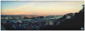 Budapest Panorama 01 by resresres
